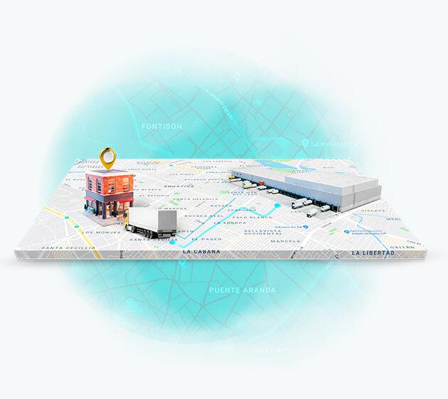 logística tecnología