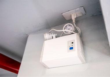 instalar lamparas